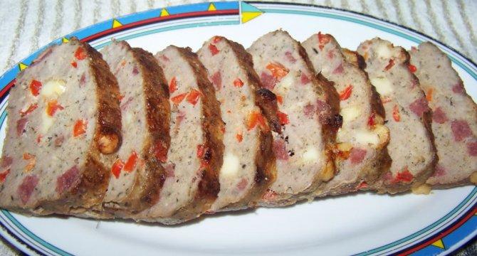 Chec de carne fleischkase