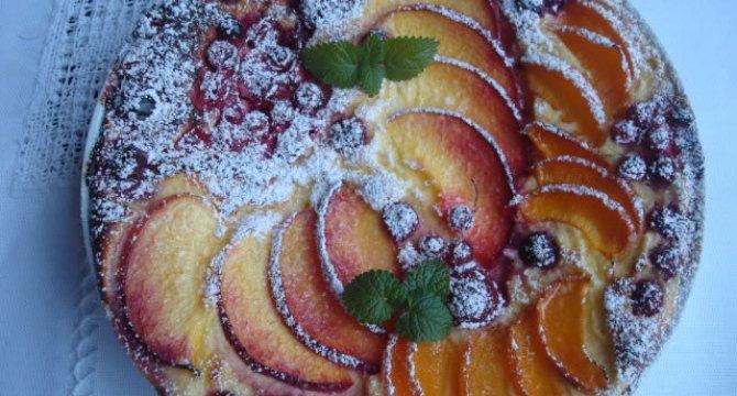 Fructe gratinate