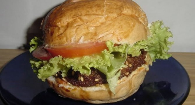 Hamburger de Post