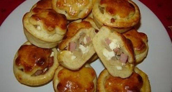 Mini tarte sarate