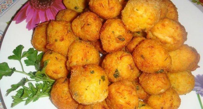 Piftele de cartofi