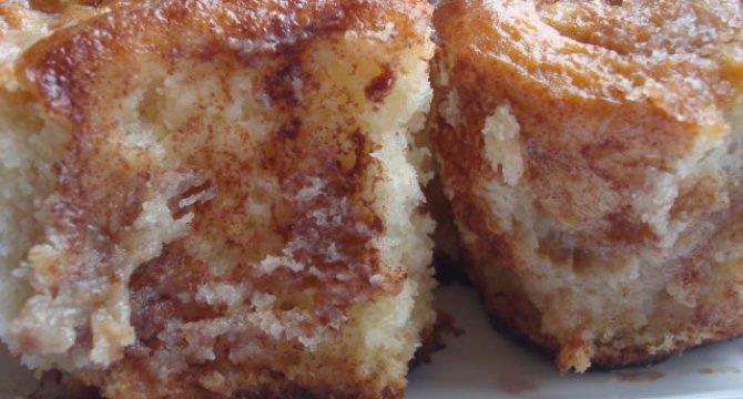 Rolls Cinnamon - rulouri cu scortisoara 1