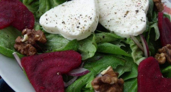 Salata Valentine's day
