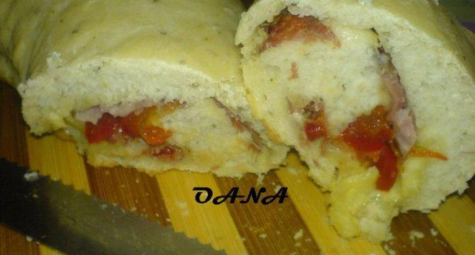 Sandwich Anna Olson