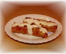 Cannelloni cu carne tocata