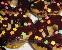 Donuts gogosi coapte