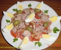 Mechouia salata mediteraneana
