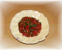 Mozzarella cu salsa de rosii
