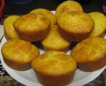 Muffins cu branza