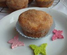 Muffins cu cartof dulce