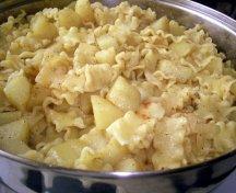 Paste cu cartofi - de criza