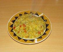 Pilaf cu legume