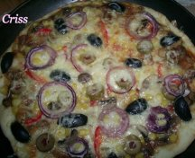 Pizza casei Criss