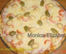 Pizza Jardim Primavera