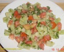 Salata de chuchu