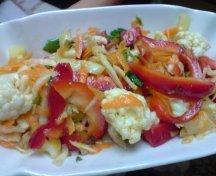Salata de cruditati pentru iarna