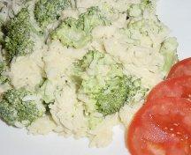 Salata de orez si broccoli