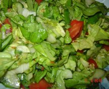 Salata de primavaraSalata de primavara