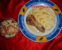 Salata de varza cu maioneza