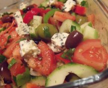 Salata greceasca 2