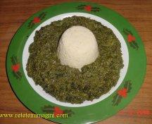 Spanac cu orez