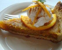 Tarta cu portocale