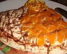 Tort Tiramisu cu biscuiti