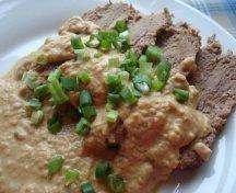 Vittello tonnato-Friptura de vitel cu sos de ton