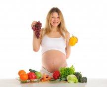 Obiectivele pentru o alimentaţie sănătoasă în timpul sarcinii