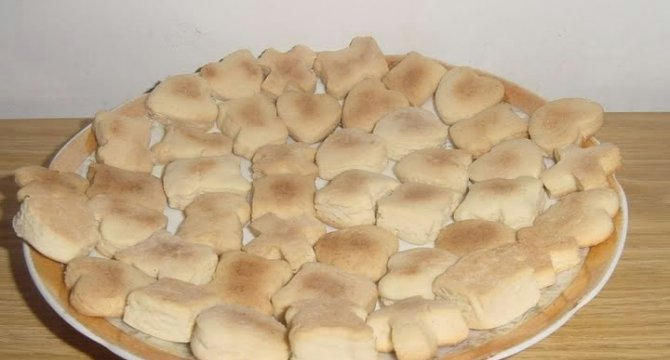 Biscuiti in forme haioase