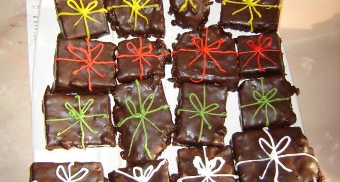 Cadouri de ciocolata