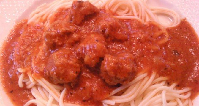 Fricadele italienesti