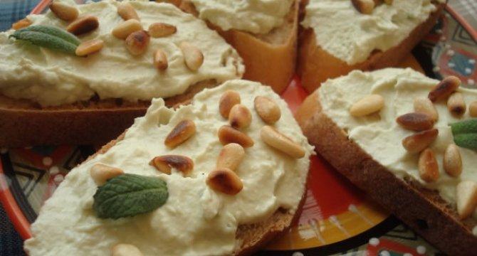 Guacamole - pasta de avocado cu branza