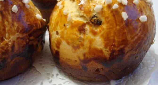 Muffins Panettone