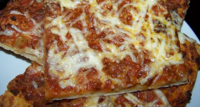 Pizza Bolognessa