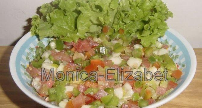 Salata pentru peste