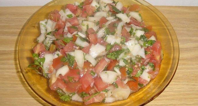Tabouleh salata arabeasca