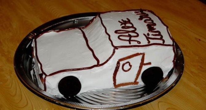 Tort Masinuta