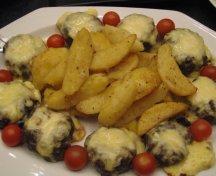 Chiftele - Piftele umplute