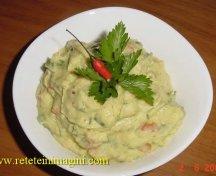 Guacamole - piure din avocado