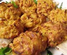 Onion Bahjji - chiftelute de ceapa indiene