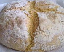 Paine cu faina de gris - Semolina flour