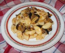 Paste cu ciuperci si masline