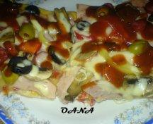 Pizza de acasa