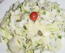 Salata de andive cu sos de iaurt