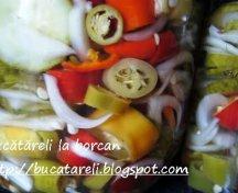 Salata de Ardei iuti in otet