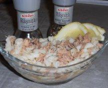 Salata de paste cu ton