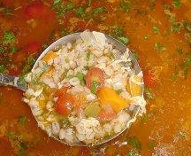 Supa de morcovi cu ovaz