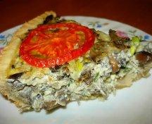 Tarta cu ghebe-ciuperci