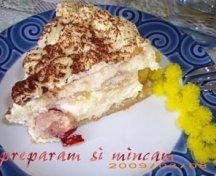 Tort Tiramisu cu fructe